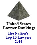 Cadwalader's Christopher Hughes and David Miller Top U.S. Lawyer Rankings Again