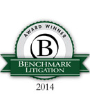 """Benchmark Litigation Names Cadwalader the """"Antitrust"""" Practice of the Year in U.S."""