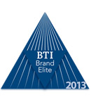The BTI Brand Elite 2013 Premium Value Honor Roll
