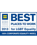 "Cadwalader Recognized as One of ""America's Best Places to Work"" by Human Rights Campaign Corporate Equality Index"