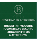 2013 Benchmark Litigation: The Definitive Guide to America's Leading Litigation Firms and Attorneys