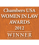 Cadwalader Recognized at Inaugural Chambers and Partners' Women in Law Awards